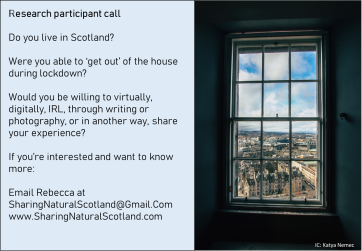 Research call 3 Window 31st August